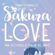 Libros de segunda mano: SAKURA LOVE (CATALÁN). Lote 222433506