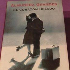 Libros de segunda mano: EL CORAZÓN HELADO - ALMUDENA GRANDES: CÍRCULO DE LECTORES, PERFECTO ESTADO. Lote 225863010