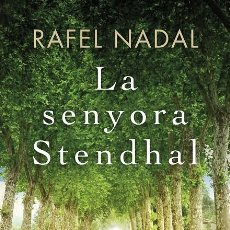 Libros de segunda mano: LA SENYORA STENDHAL. (CATALÁN). Lote 225877830
