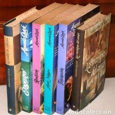Libros de segunda mano: LOTE DE 6 NOVELAS DIFERENTES POR AMANDA QUICK (VER TÍTULOS Y CARACTERÍSTICAS EN LA DESCRIPCIÓN). Lote 226414987