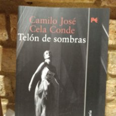 Libros de segunda mano: CAMILO JOSÉ CELA CONDE. ALIANZA LITERARIA. 2005. PRIMERA EDICIÓN. Lote 227776455