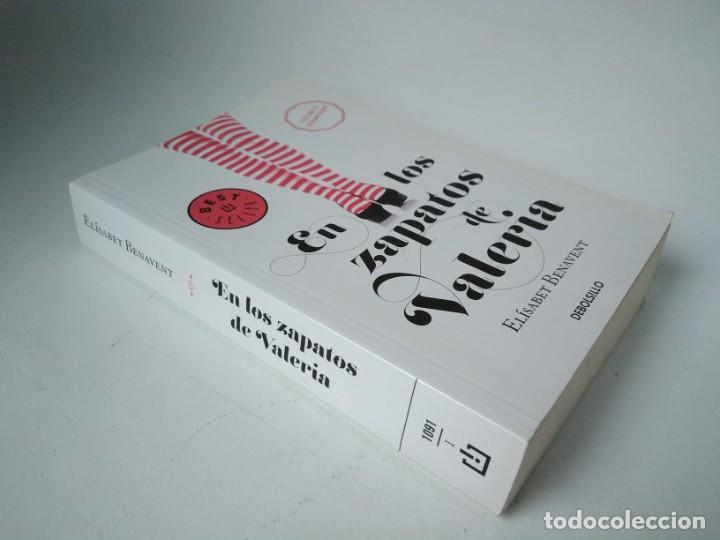 ELÍSABET BENAVENT. EN LOS ZAPATOS DE VALERIA (Libros de Segunda Mano (posteriores a 1936) - Literatura - Narrativa - Novela Romántica)