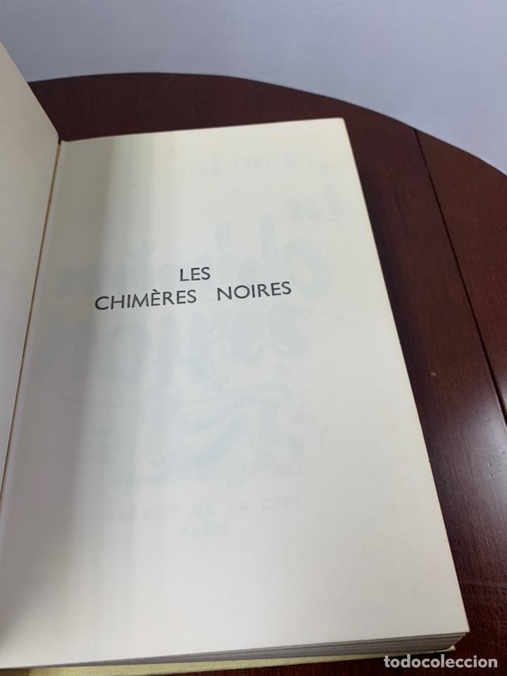 Libros de segunda mano: LES CHIMÈRES NOIRES.JEAN LARTÈGUY. 1963, PRESSES DE LA COTÈ, PARIS. - Foto 9 - 227817150