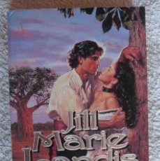 Libros de segunda mano: AMARGO REGRESO DE JILL MARIE LANDIS CISNE 10/1. Lote 227818565