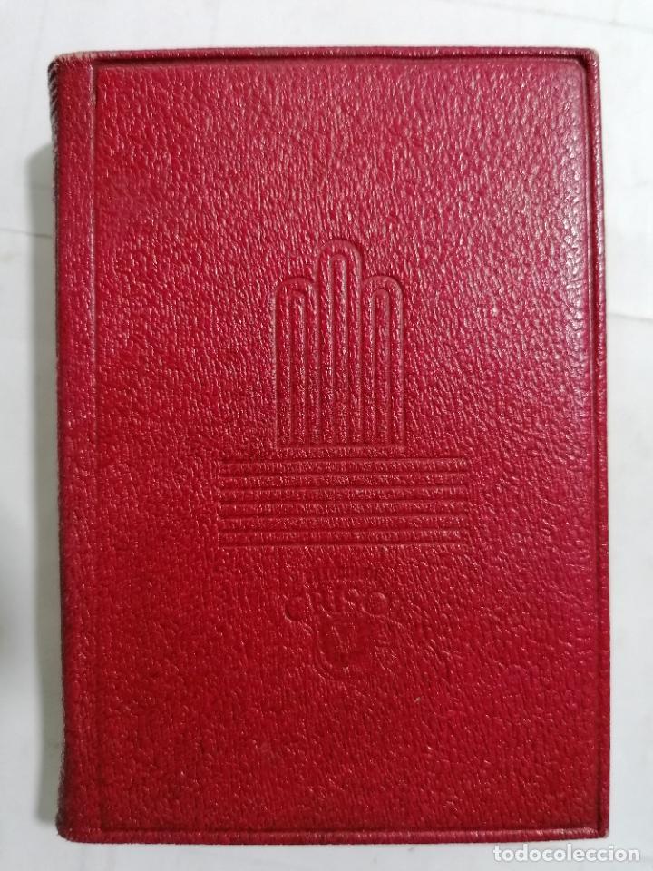 Libros de segunda mano: LOS NOVIOS POR ALEJANDRO MANZONI, AÑO 1945, COLECCION CRISOL, EDITOR M. AGUILAR, Nº 25 - Foto 3 - 227864430