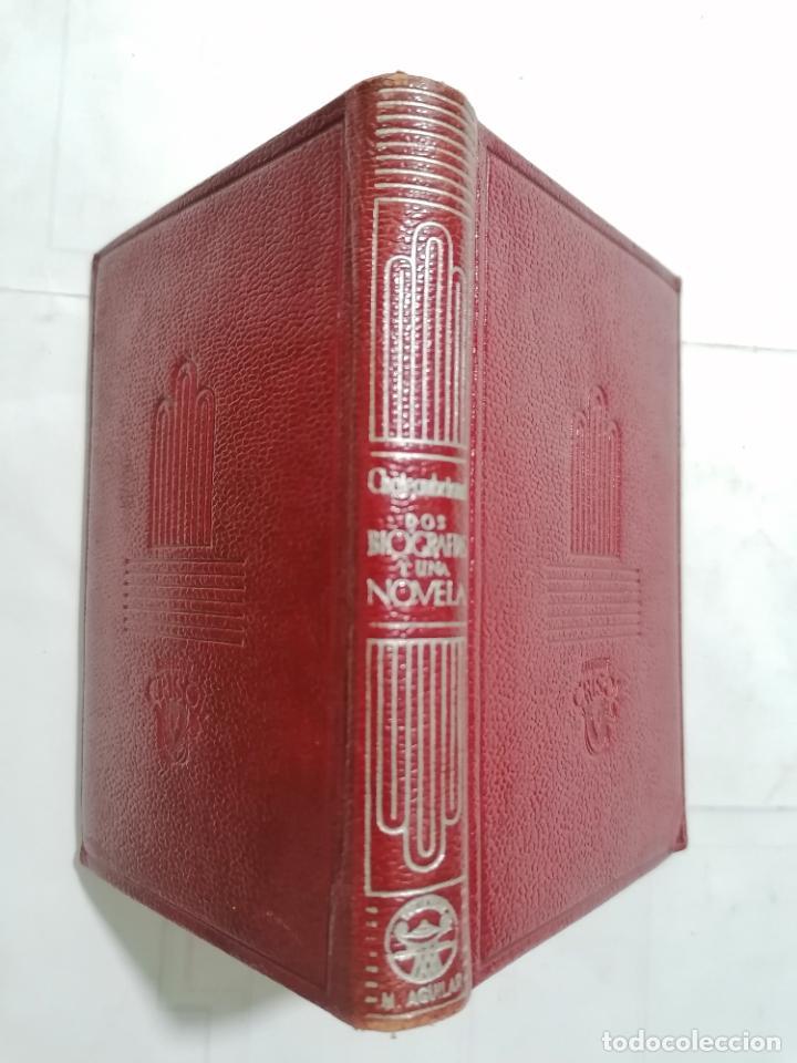 Libros de segunda mano: LOS CUATRO ESTUARDOS, MEMORIAS DE DUQUE DE BERRY, AÑO 1945, EDITOR M. AGUILAR, Nº 125 - Foto 2 - 227866580