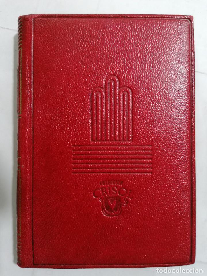 Libros de segunda mano: RECUERDA POR BEN HECHT, AÑO 1947, EDITOR M. AGUILAR, Nº 220, COLECCION CRISOL - Foto 2 - 227868315