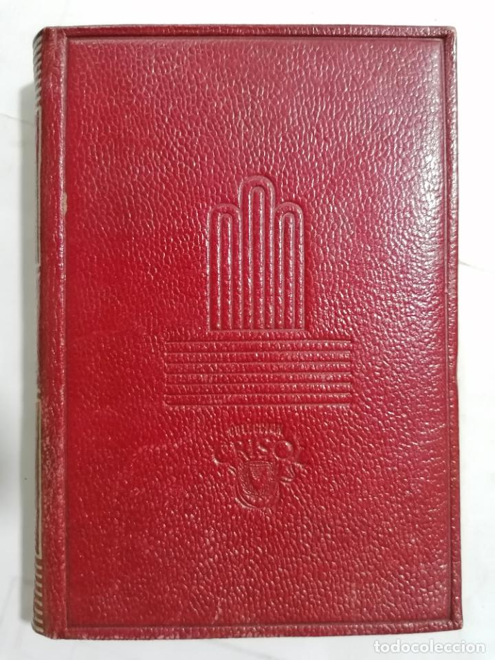 Libros de segunda mano: LA CABAÑA DEL TIO TOM POR HARRIET BEECHER STOWE, AÑO 1946, EDITOR M. AGUILAR, Nº 143 - Foto 2 - 227869460