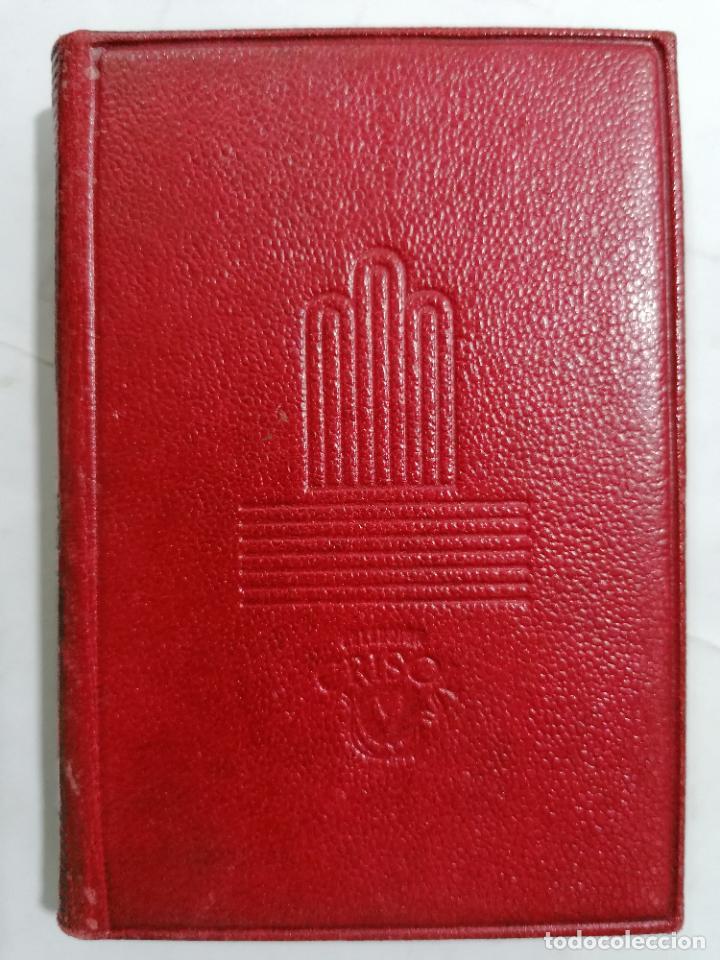 Libros de segunda mano: CUMBRES BORRASCOSAS POR EMILY BRONTE, AÑO 1947, EDITOR M. AGUILAR, Nº 199, COLECCION CRISOL - Foto 2 - 227870585