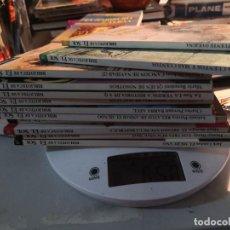Libros de segunda mano: 10TOMOS BIBLIOTECA DE EL SOL... NECESITAS UN VOX + 2 DE REGALO BIBLIOTECA BÁSICA ANAYA. Lote 228194485