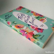 Libros de segunda mano: ALICE KELLEN. TODO LO QUE NUNCA FUIMOS. Lote 228212500