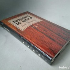 Libros de segunda mano: ISAK DINESEN. MEMORIAS DE ÁFRICA. Lote 228545510