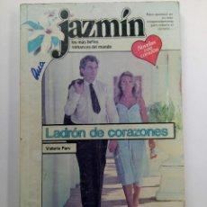 Libros de segunda mano: JAZMÍN - LADRÓN DE CORAZONES - VALERIE PARV. Lote 229385160