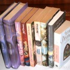 Libros de segunda mano: LOTE CON 9 NOVELAS ROMÁNTICAS DE JUDE DEVERAUX (VER CARACTERÍSTICAS EN LA DESCRIPCIÓN). Lote 27439226