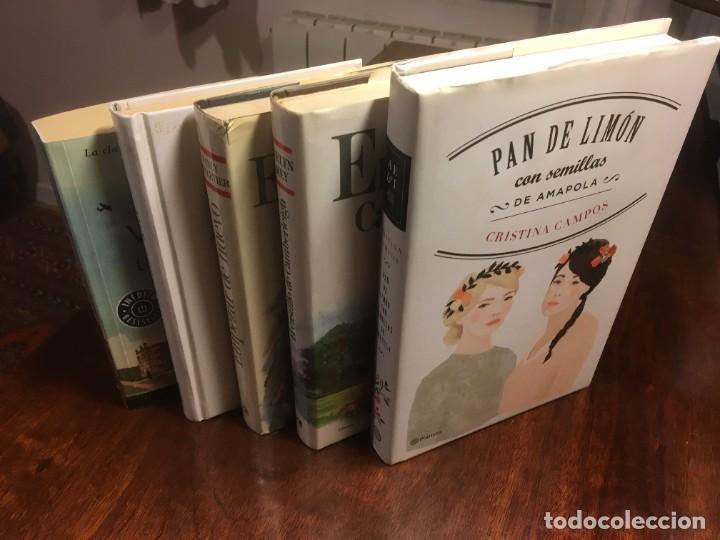 Libros de segunda mano: Novelas románticas Pan de limón-Dublineses-La luz tras la ventana-El castillo de Camberleigh, etc - Foto 4 - 230156180