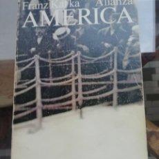 Libros de segunda mano: KAFKA AMÉRICA. Lote 230841130