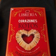Libros de segunda mano: LA LIBRERÍA DE LOS CORAZONES ROTOS. PETRA HÜLSMANN. Lote 232788930