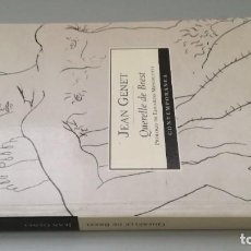 Libros de segunda mano: QUERELLE DE BREST / JEAN GENET / DEBOLSILLO / A301. Lote 234797550