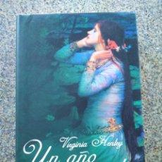 Libros de segunda mano: UN AÑO Y UN DIA -- VIRGINIA HENLEY -- CIRCULO 2002 --. Lote 235255705