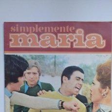 Libros de segunda mano: FOTONOVELA SIMPLEMENTE MARÍA Nº 36 - EDICIONES SEDMAY. Lote 235890415