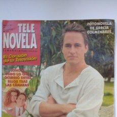 Libros de segunda mano: TELE NOVELA - Nº 187 - DEL 11 AL 17 NOVIEMBRE 1996. Lote 235890970