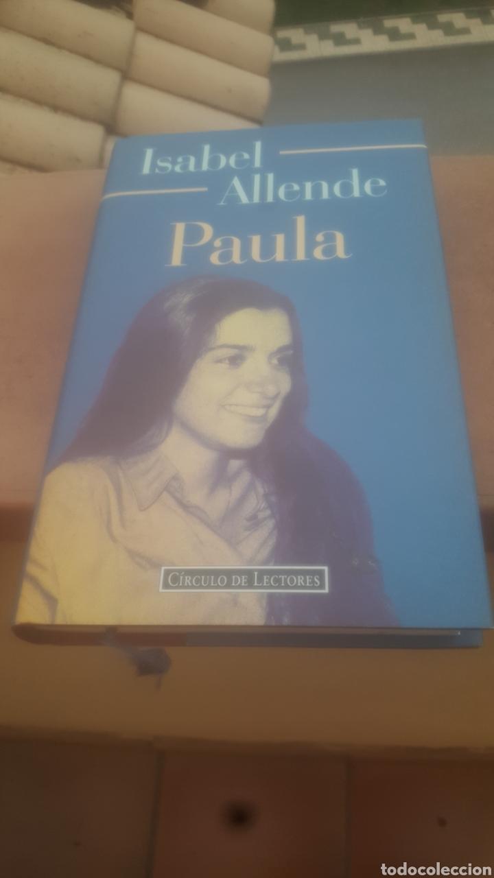 PAULA (Libros de Segunda Mano (posteriores a 1936) - Literatura - Narrativa - Novela Romántica)