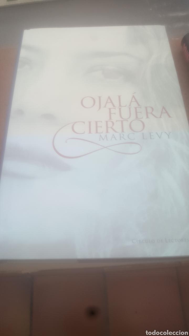 OJALA FUERA CIERTO (Libros de Segunda Mano (posteriores a 1936) - Literatura - Narrativa - Novela Romántica)