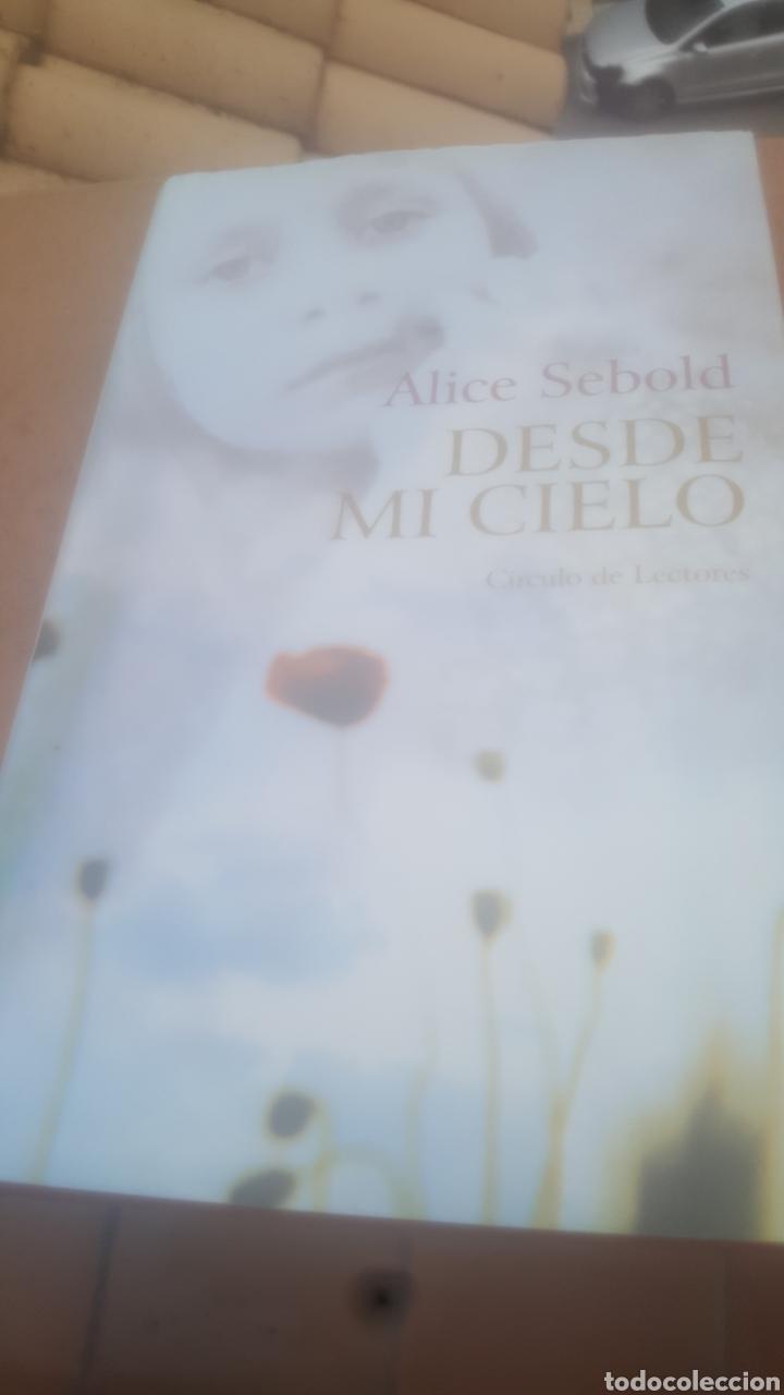 DESDE MI CIELO (Libros de Segunda Mano (posteriores a 1936) - Literatura - Narrativa - Novela Romántica)