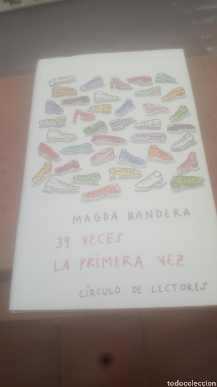 39 VECES LA PRIMERA VEZ (Libros de Segunda Mano (posteriores a 1936) - Literatura - Narrativa - Novela Romántica)