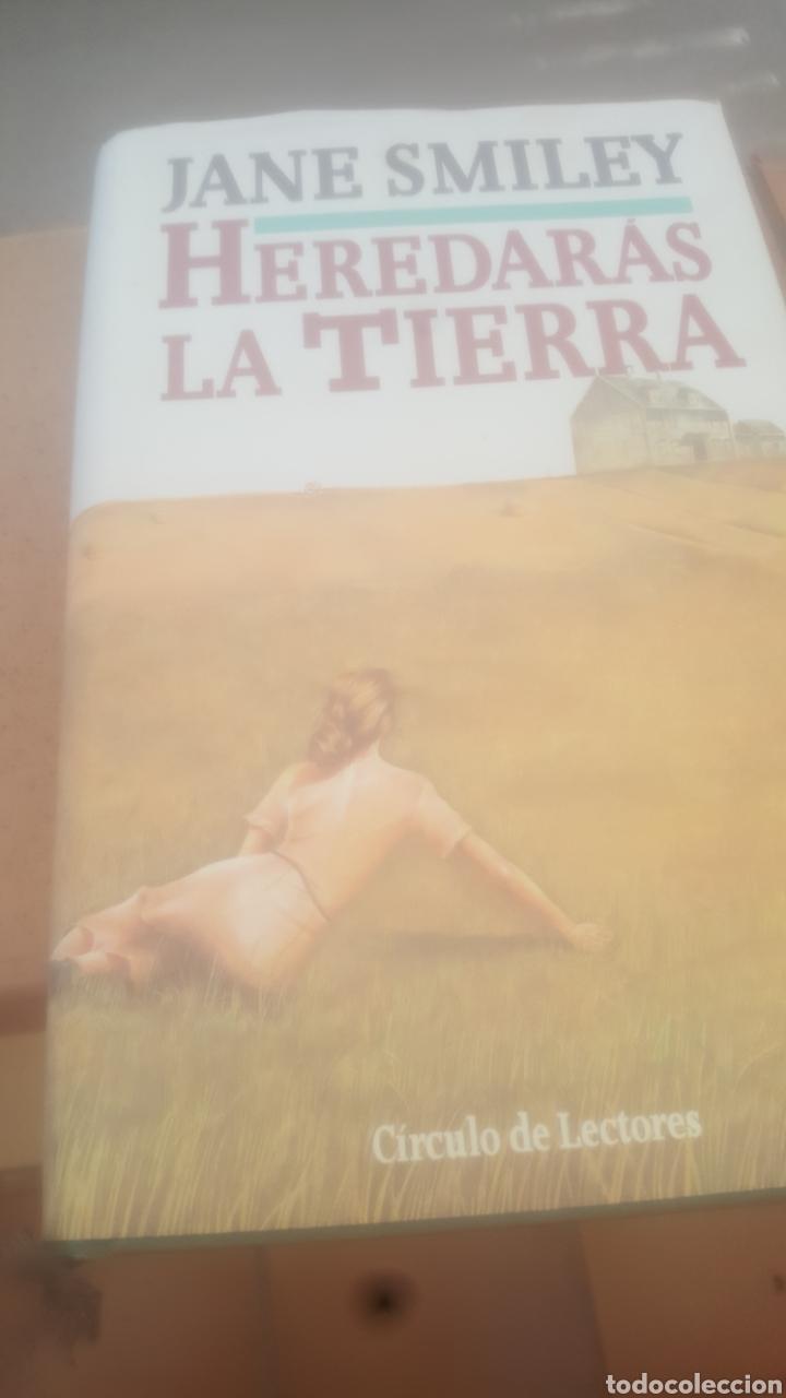 HEREDARAS LA TIERRA (Libros de Segunda Mano (posteriores a 1936) - Literatura - Narrativa - Novela Romántica)