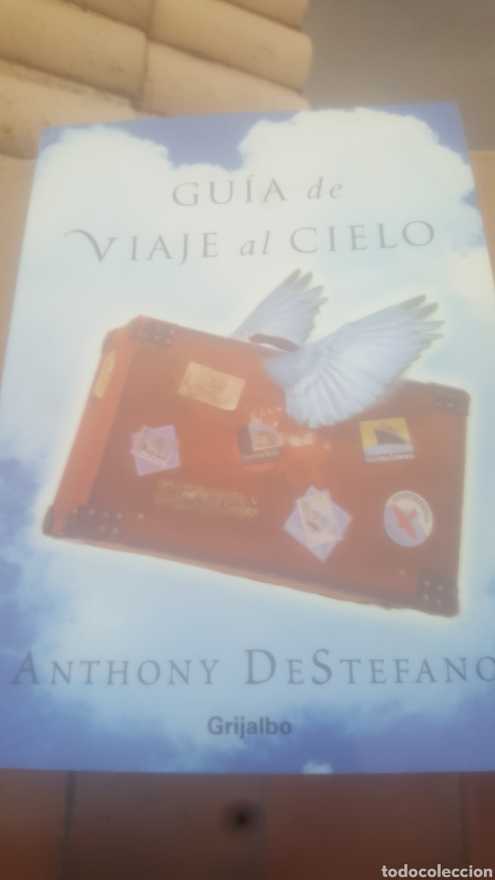 GUIA DE VIAJE AL CIELO (Libros de Segunda Mano (posteriores a 1936) - Literatura - Narrativa - Novela Romántica)