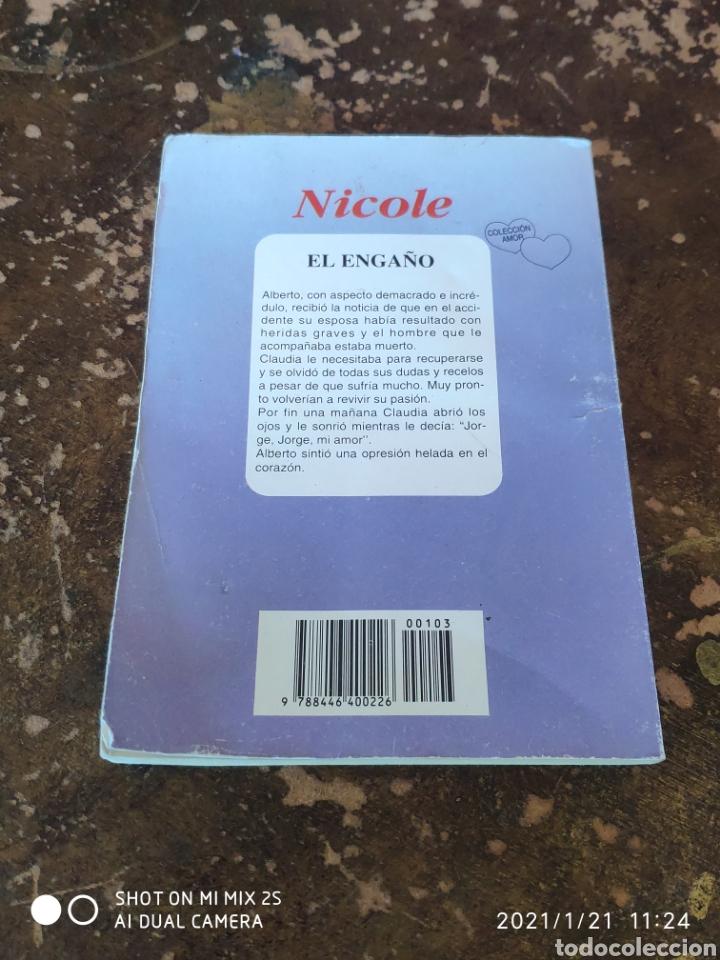 Libros de segunda mano: NICOLE N° 103: EL ENGAÑO (KETTY WHITE) - Foto 2 - 236318125