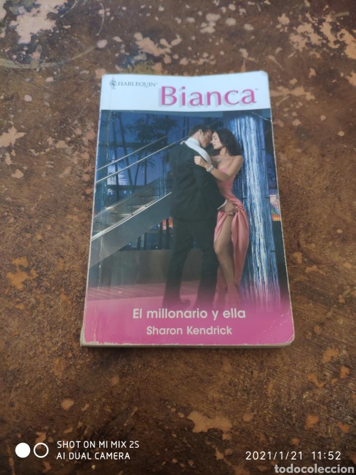 HARLEQUIN BIANCA N° 1941: EL MILLONARIO Y ELLA (SHARON KENDRICK) (Libros de Segunda Mano (posteriores a 1936) - Literatura - Narrativa - Novela Romántica)