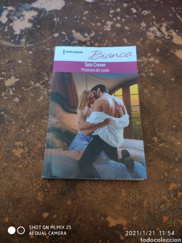 HARLEQUIN BIANCA N° 2255: PRISIONERA DEL COCHE (SARA CRAVEN) (Libros de Segunda Mano (posteriores a 1936) - Literatura - Narrativa - Novela Romántica)