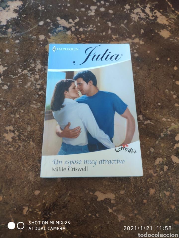 HARLEQUIN JULIA N° 6-63: UN ESPOSO MUY ATRACTIVO (MILLIE CRISWELL) (Libros de Segunda Mano (posteriores a 1936) - Literatura - Narrativa - Novela Romántica)