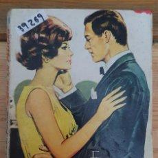 Libros de segunda mano: 39269 - NOVELA ROMANTICA - COLECCION ROMANCE - AMOR EN PELIGRO - Nº 113. Lote 236335890