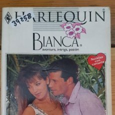 Libros de segunda mano: 39258 - BIANCA - NOVELA ROMANTICA - NIEVE PARA UNA NOVIA - Nº 654. Lote 236336050