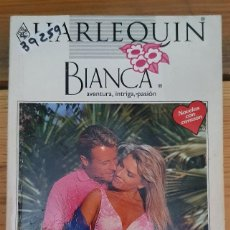 Libros de segunda mano: 39259 - BIANCA - NOVELA ROMANTICA - BARRERAS DEL PASADO - Nº 716. Lote 236336180