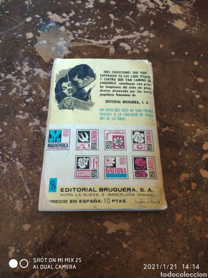 Libros de segunda mano: MUJERES MARCADAS N° 13: DE RAZA MALDITA (JESUS NAVARRO) (ED. BRUGUERA) - Foto 2 - 236357885