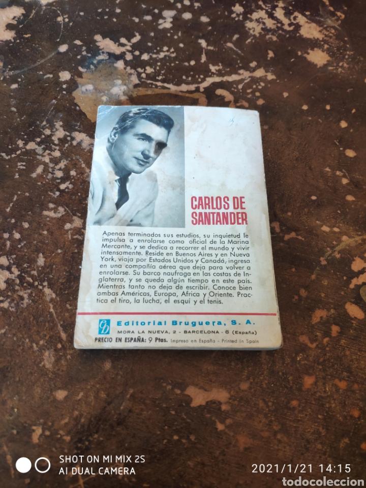 Libros de segunda mano: LEGIONES BLANCAS N° 208: EL OLVIDO NO LLEGA NUNCA (CARLOS DE SANTANDER) (ED. BRUGUERA) - Foto 2 - 236358270