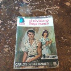 Libros de segunda mano: LEGIONES BLANCAS N° 208: EL OLVIDO NO LLEGA NUNCA (CARLOS DE SANTANDER) (ED. BRUGUERA). Lote 236358270