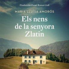 Libros de segunda mano: ELS NENS DE LA SENYORA ZLATIN (CATALÁN). Lote 236361415