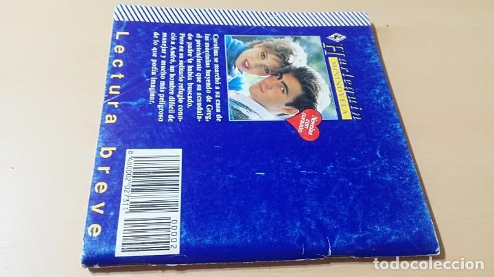 Libros de segunda mano: LA HEREDERA / CAROLE MORTIMER / HARLEQUIN / AE204 - Foto 2 - 236418235