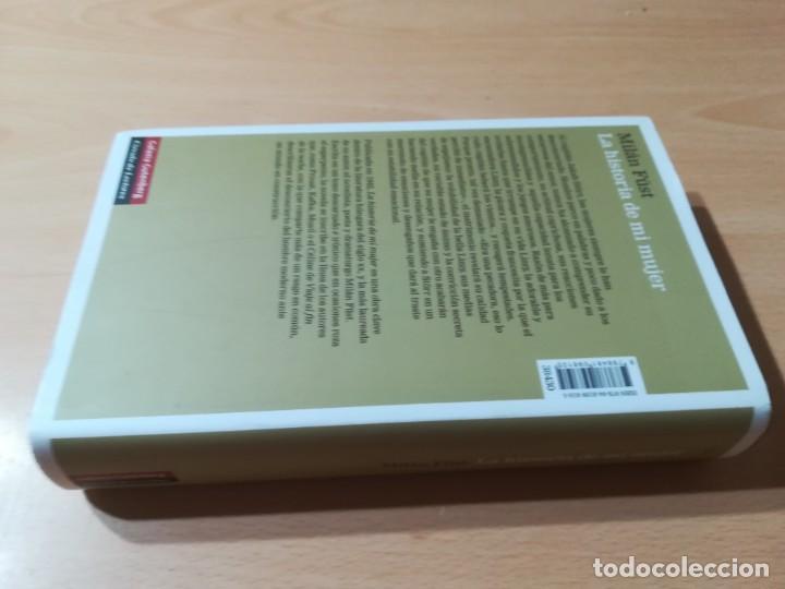 Libros de segunda mano: LA HISTORIA DE MI MUJER / MILAN FUST / CIRCULO DE LECTORES / CMA18 - Foto 2 - 236440825