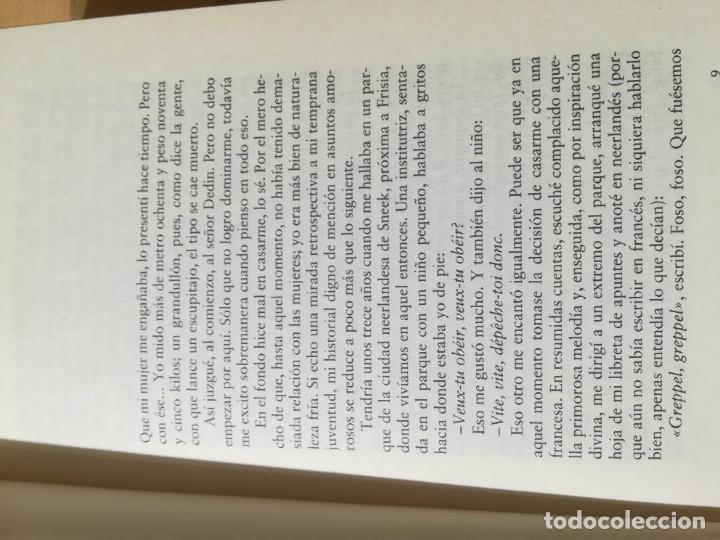 Libros de segunda mano: LA HISTORIA DE MI MUJER / MILAN FUST / CIRCULO DE LECTORES / CMA18 - Foto 11 - 236440825