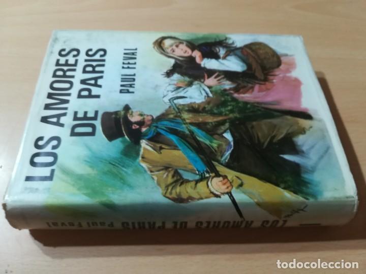 LOS AMORES DE PARIS - TOMO I / PAUL FEVAL / PETRONIO / CMA19 (Libros de Segunda Mano (posteriores a 1936) - Literatura - Narrativa - Novela Romántica)