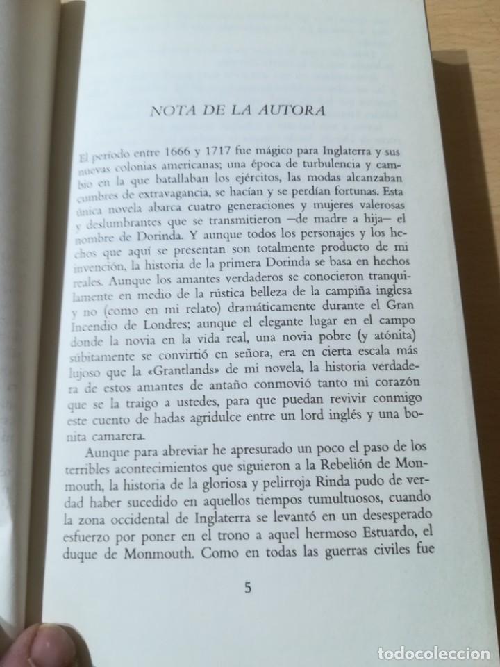 Libros de segunda mano: NACIDAS PARA AMAR / Valerie Sherwood / CIRCULO DE LECTORES / CMA19 - Foto 7 - 236443255