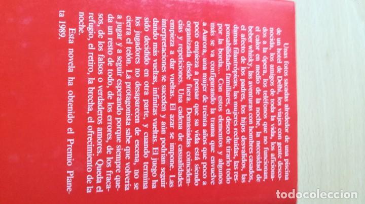 Libros de segunda mano: QUEDA LA NOCHE / SOLEDAD PUERTOLAS / PLANETA / ESQ111 - Foto 3 - 236443605