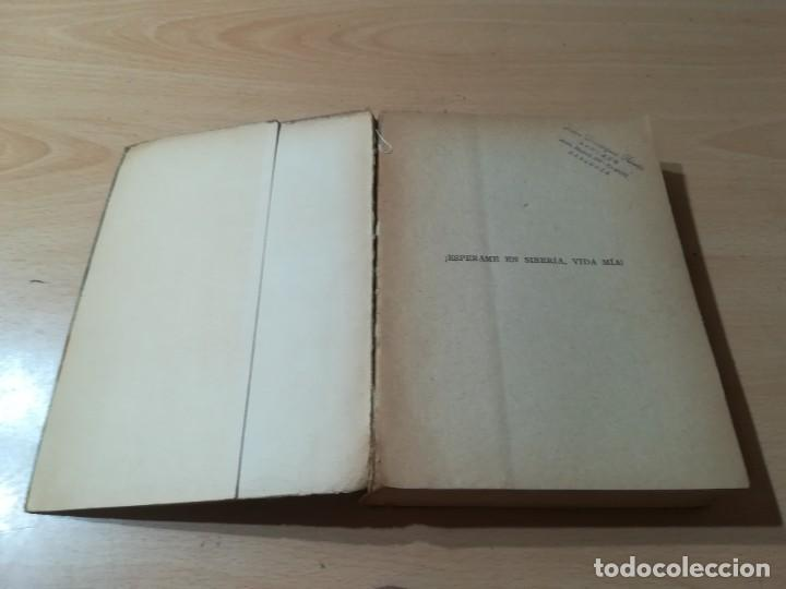 Libros de segunda mano: ESPERAME EN SIBERIA VIDA MIA / ENRIQUE JARDIEL PONCELA / CECSA / ESQ125 - Foto 3 - 236444145