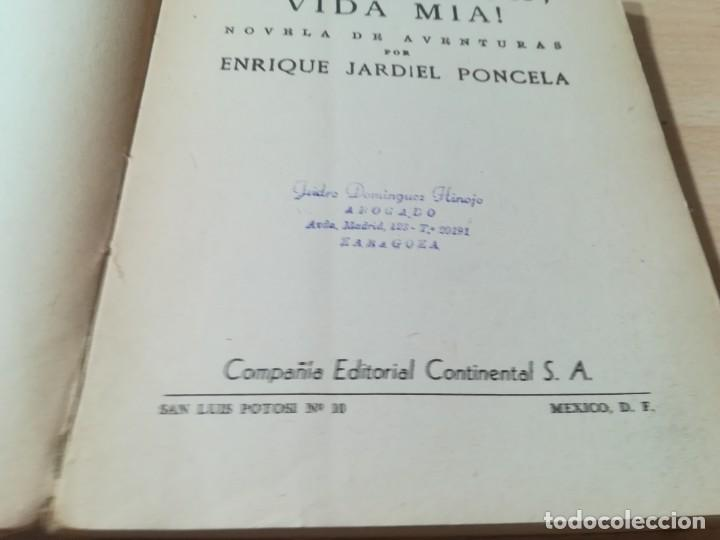 Libros de segunda mano: ESPERAME EN SIBERIA VIDA MIA / ENRIQUE JARDIEL PONCELA / CECSA / ESQ125 - Foto 7 - 236444145